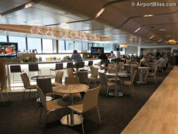 United Club - Chicago O'Hare (ORD) Terminal 2, gate F4