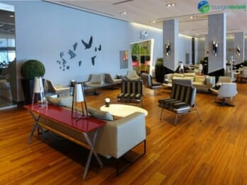 Turkish Airlines Lounge Istanbul - Istanbul Sabiha Gokcen (SAW) Domestic