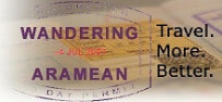 The Wandering Aramean Travel Tools