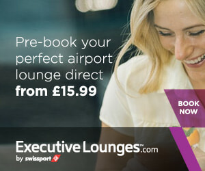 Book now with Executive Lounges by Swissport
