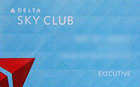 Delta Sky Club membership accepted