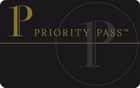 Priority Pass accepted - click to save 10%!