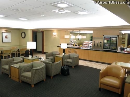 United Arrivals Lounge - San Francisco, CA (SFO)