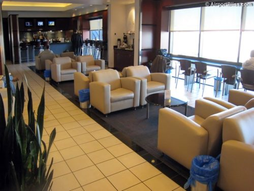 Former United Club at Atlanta, GA (ATL) Concourse D