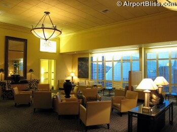 United Global First Lounge - San Francisco, CA (SFO)