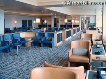 United Club - San Francisco, CA (SFO) International Terminal