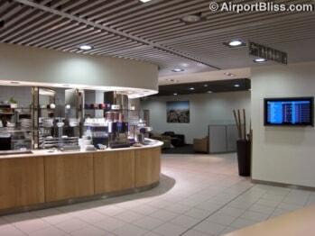 Lufthansa Business Lounge - Paris Charles de Gaulle (CDG)