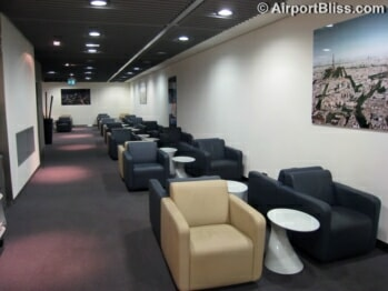 Lufthansa Business Lounge - Paris Charles de Gaulle (CDG)
