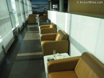 Lufthansa Business Lounge - Frankfurt (FRA) by gate A26 (Schengen)