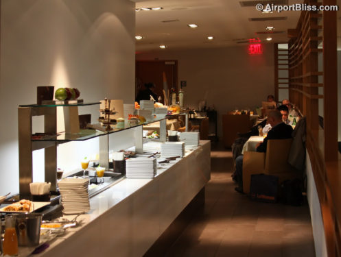 Lufthansa First Class Lounge - New York Kennedy (JFK)