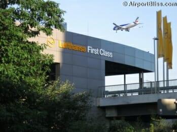 Lufthansa First Class Terminal - Frankfurt (FRA)
