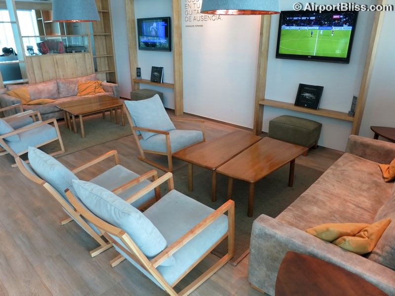 Star Alliance Lounge - Buenos Aires (EZE), a Priority Pass lounge