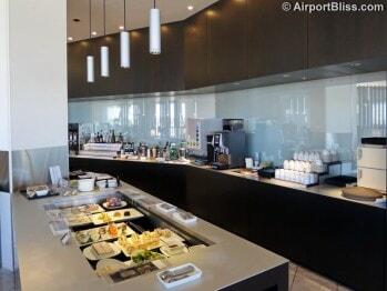 ANA Suite Lounge - Tokyo Narita (NRT) Terminal 1 Satellite 4