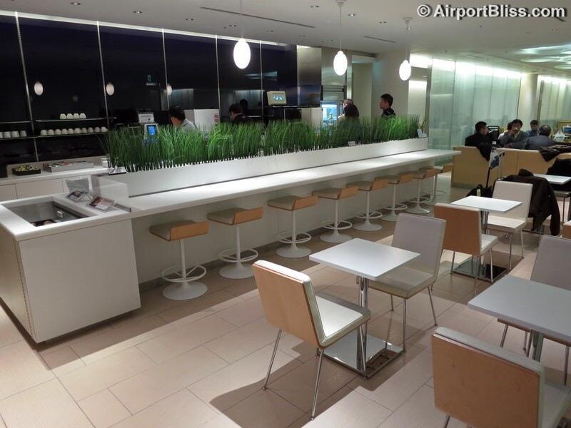 ANA Arrival Lounge - Tokyo-Narita (NRT)