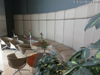 Lufthansa Senator Lounge - Washington Dulles (IAD)