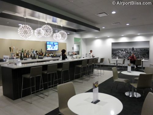 Temporary United Club at San Francisco, CA (SFO) Terminal 3E