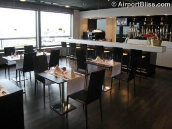 SWISS First Lounge - Zurich (ZRH)