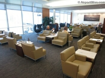 United Global First Lounge - Chicago O'Hare (ORD)