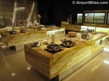 Singapore Airlines SilverKris Lounge - Singapore (SIN ) Terminal 3