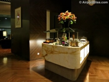 Singapore Airlines The Private Room - Singapore (SIN)