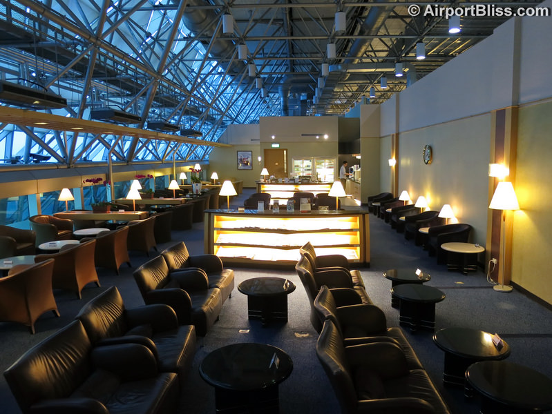 TPE singapore airlines silverkris lounge tpe 5876