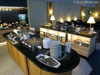 Singapore Airlines SilverKris Lounge - Taipei Taoyuan (TPE)