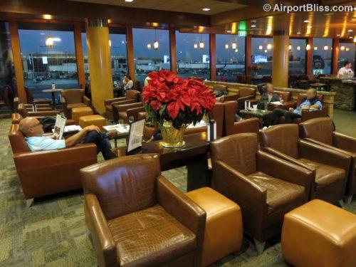 Alaska Lounge - Los Angeles, CA (LAX) Terminal 6