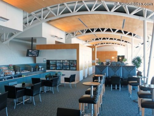 American Airlines International First Class Lounge - Los Angeles, CA (LAX)