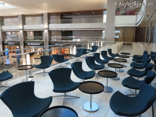 Korean Airlines KAL First Class Lounge - Los Angeles, CA (LAX)
