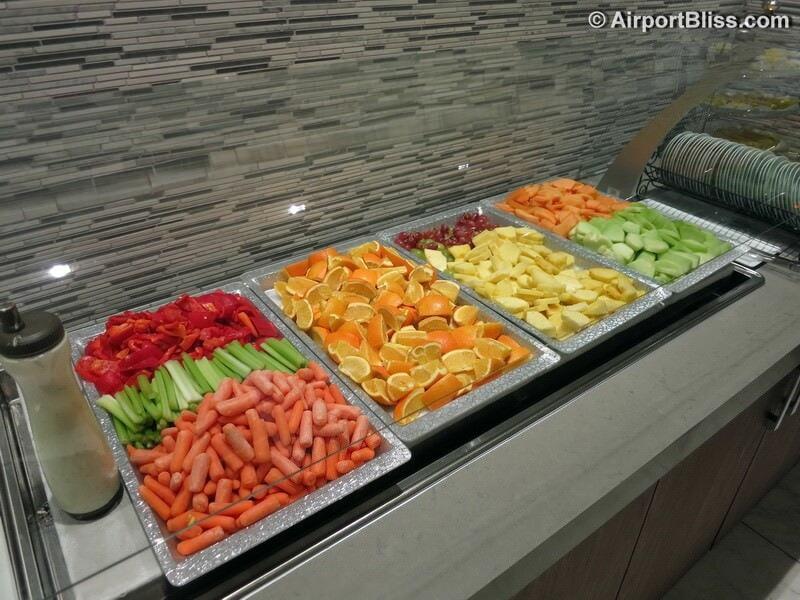 LAX korean air kal business class lounge lax 7000