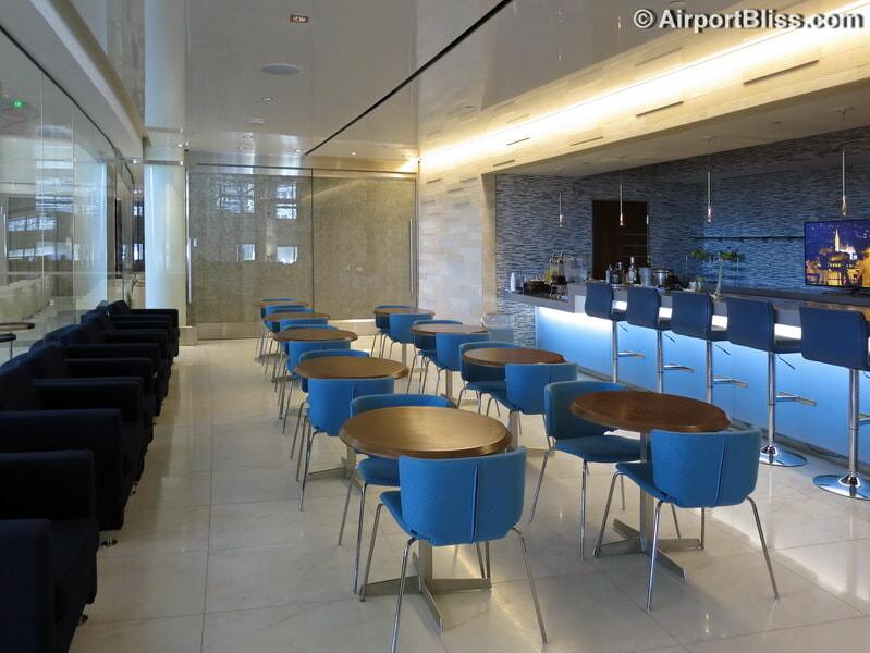 LAX korean air kal business class lounge lax 7022