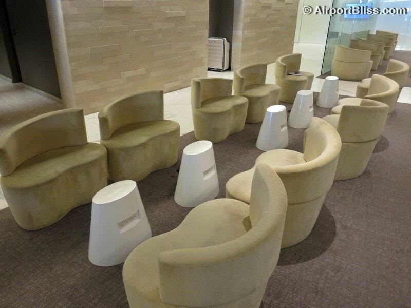 LAX korean air kal business class lounge lax 7061