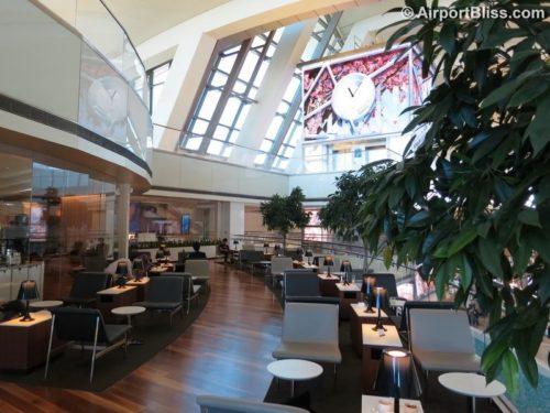 Star Alliance Louunge - Los Angeles, CA (LAX)