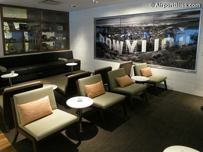 LAX star alliance business class lounge lax 7191
