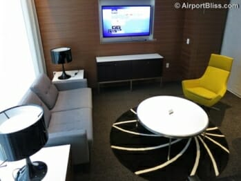 Star Alliance First Class lounge - Los Angeles, CA (LAX)