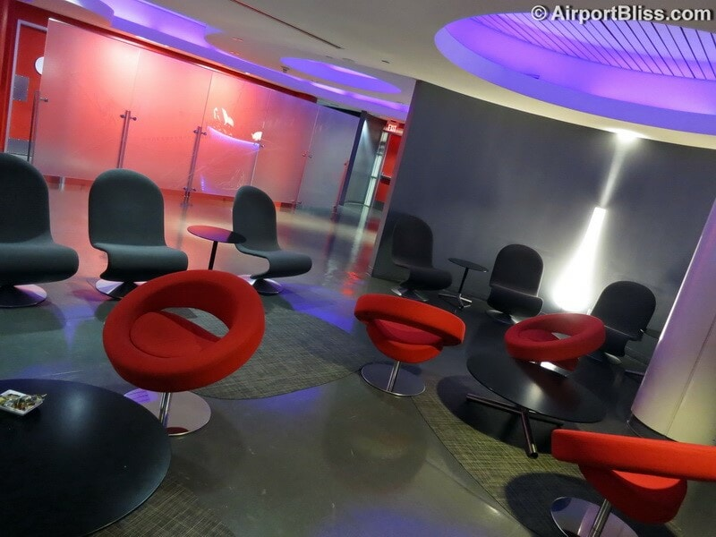 Virgin America Loft - Los Angeles, CA (LAX), a Priority Pass lounge