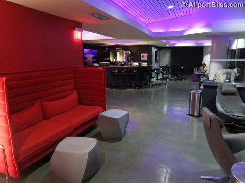 Virgin America The Loft - Los Angeles, CA (LAX) Terminal 3