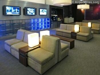 British Airways Arrivals Lounge - London Heathrow (LHR) Terminal 5