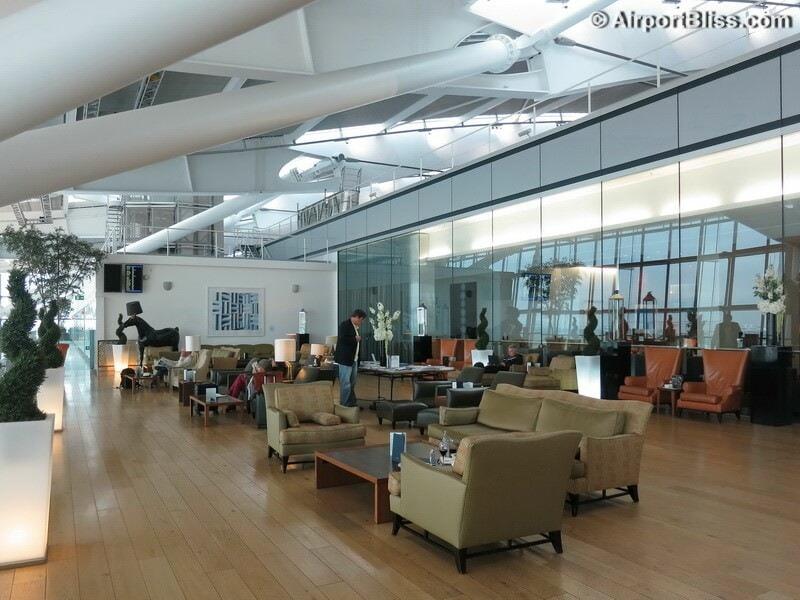 LHR british airways concorde room lhr t5 7717
