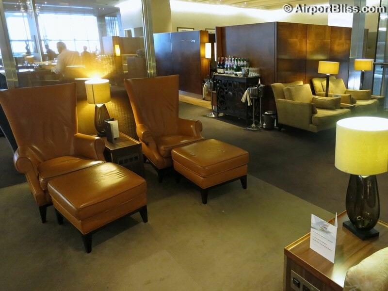 LHR british airways concorde room lhr t5 7752