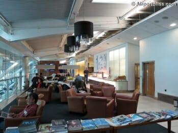 British Airways Galleries Club - London Heathrow (LHR) Terminal 5 Concourse B