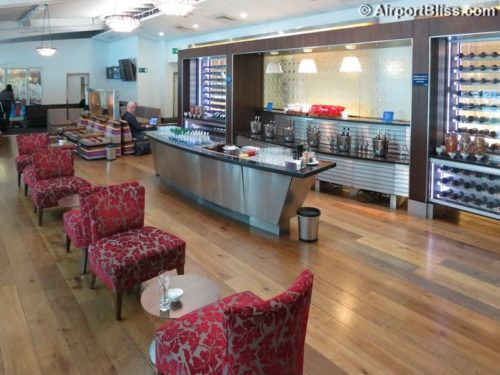 British Airways Galleries Club Lounge - London Heathrow Terminal 5B (LHR)
