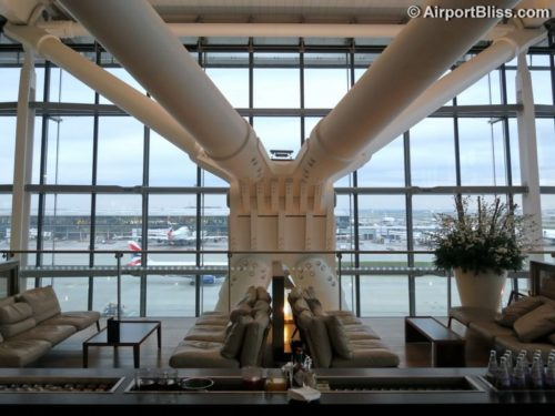 British Airways Galleries First - London Heathrow (LHR) Terminal 5