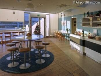 SAS Lounge - Paris Charles De Gaulle (CDG)