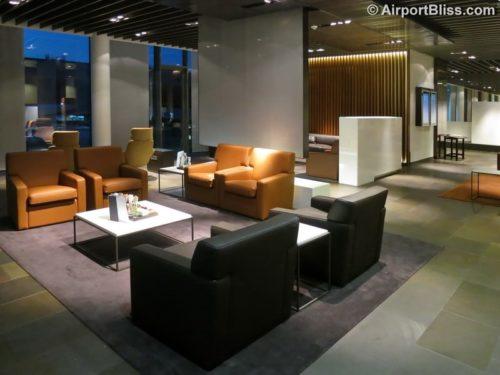 Lufthansa First Class Terminal - Frankfurt, Germany (FRA)