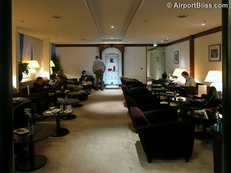 LuxxLounge - Frankfurt (FRA), a Priority Pass lounge