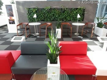 MasterCard Business Lounge - Bucharest Otopeni (OTP)