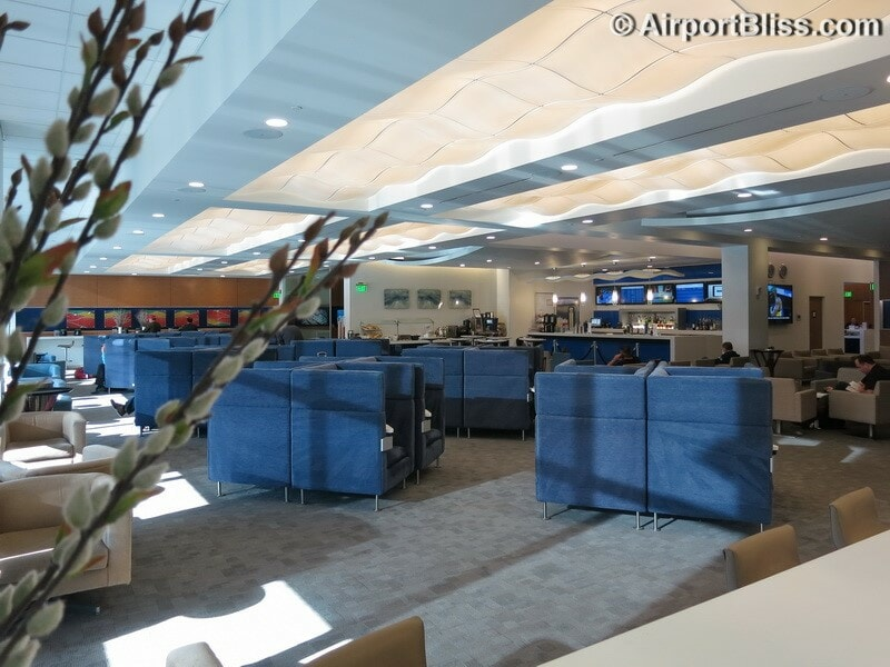 Delta Sky Club - Seattle-Tacoma (SEA) Satellite S
