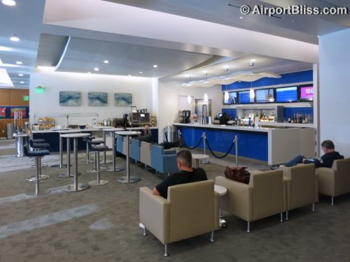 Delta Sky Club - Seattle-Tacoma (SEA) South Satellite