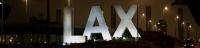 LAX sign, via Wikimedia commons